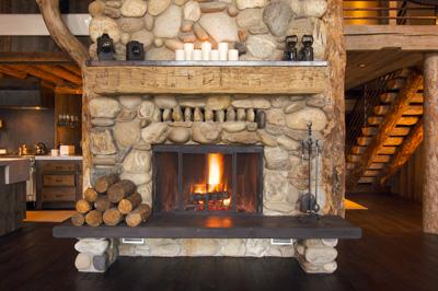 fireplace, fireplace insert, zero-clearance fireplace