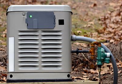 standby generators Mukilteo
